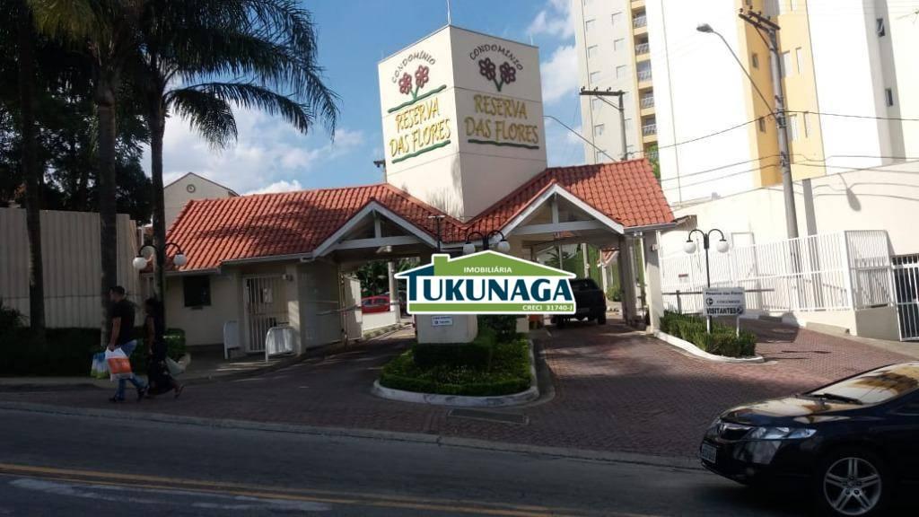 Sobrado para alugar, 93 m² por R$ 2.700,00/mês - Ponte Grande - Guarulhos/SP