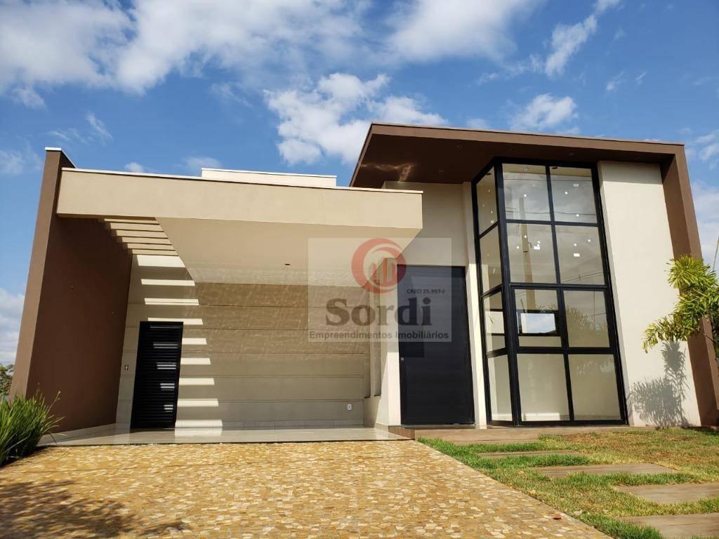 Casa à venda, 146 m² por R$ 780.000,00 - Recreio das Acácias - Ribeirão Preto/SP