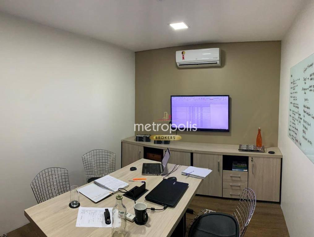 Sala à venda, 46 m² por R$ 318.000,00 - Boa Vista - São Caetano do Sul/SP