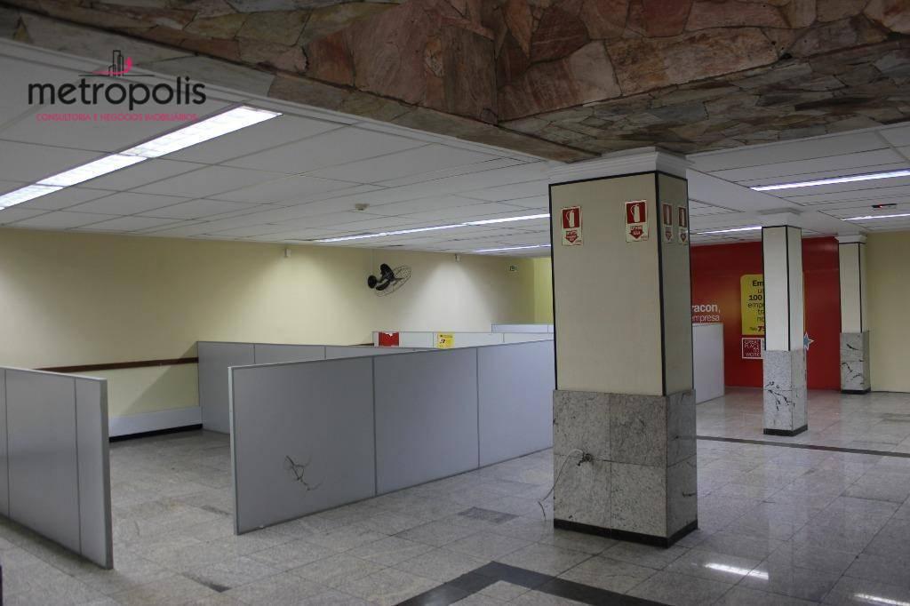 Sala comercial para locação, Centro, São Caetano do Sul.