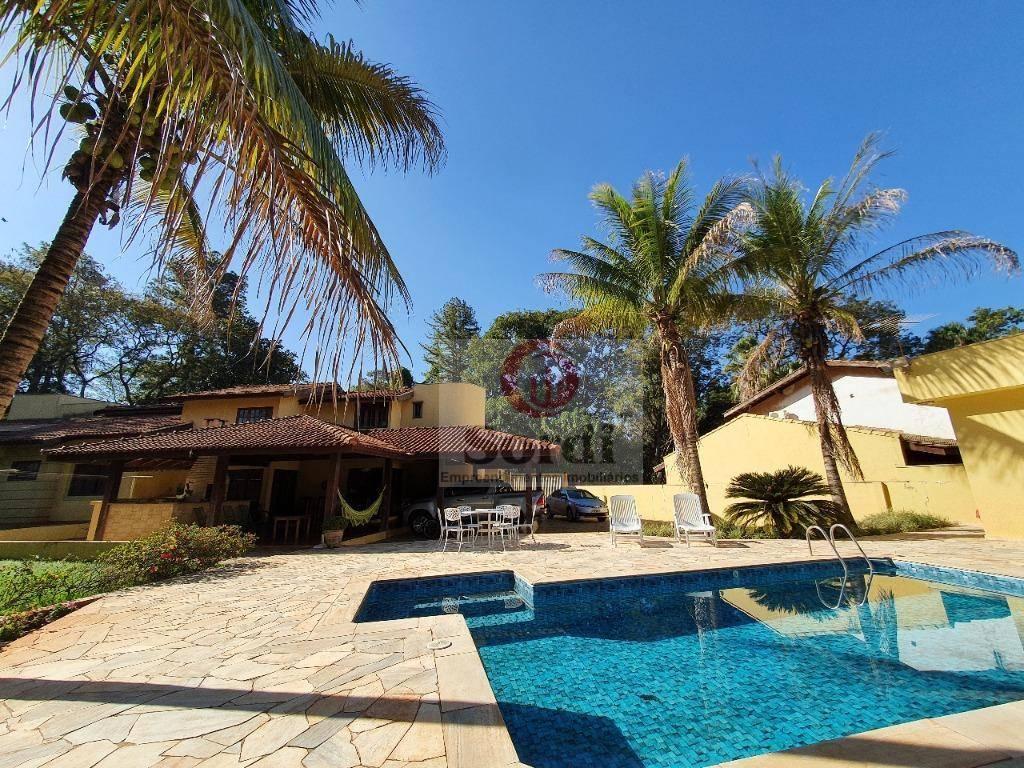 Casa à venda, 470 m² por R$ 990.000,00 - Parque São Sebastião - Ribeirão Preto/SP