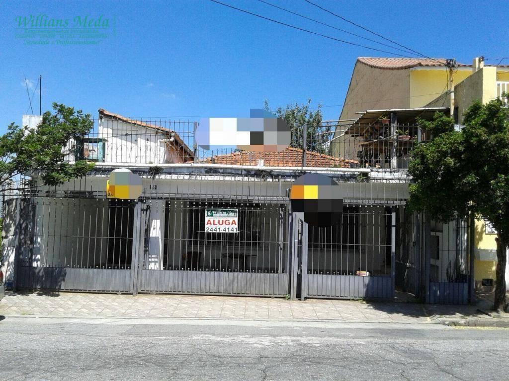 Casa residencial para locação, Parque Renato Maia, Guarulhos