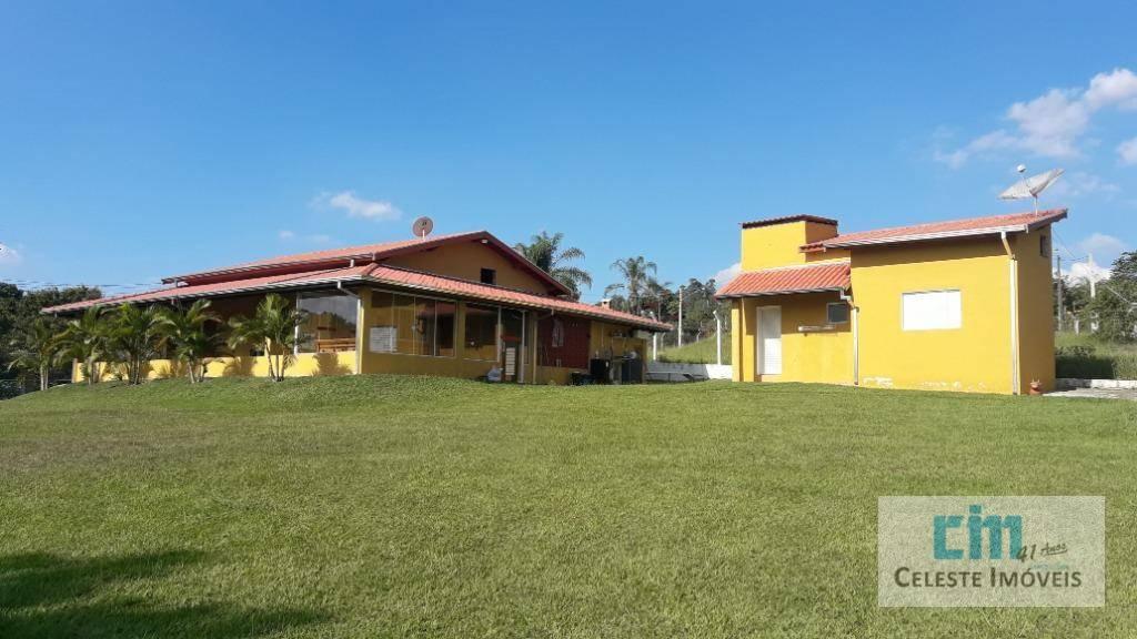 Chácara à venda, 2238 m² por R$ 595.000 - Chácaras Gerson Ferriello - Boituva/SP