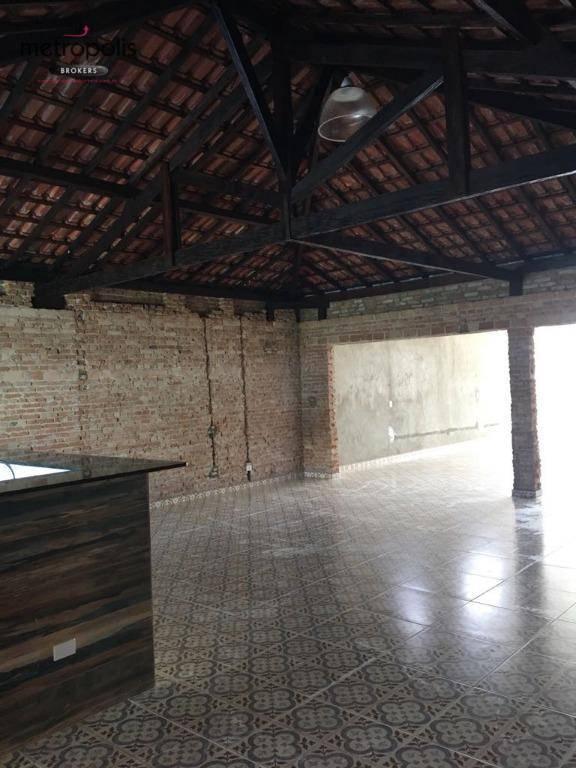 Prédio comercial à venda, Campestre, Santo André - PR0016.