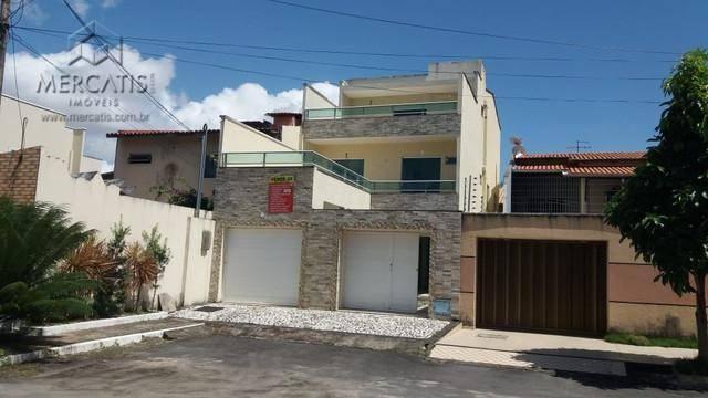Casa Triplex à venda | Residencial Vila Verde | Bairro Cajazeiras | Fortaleza (CE) -