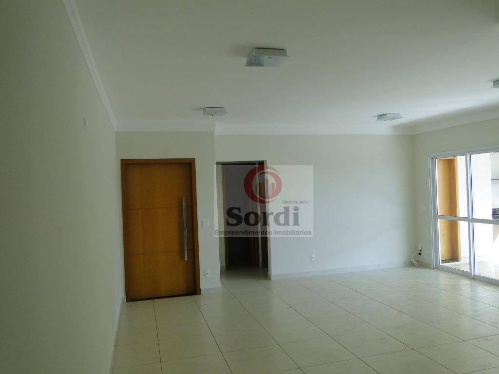 Apartamento com 3 dormitórios à venda, 144 m² por R$ 850.000 - Jardim São Luiz - Ribeirão Preto/SP
