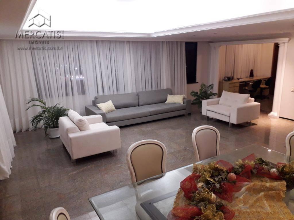 Apartamento à venda | Edifício Chamonix  | Bairro Meireles | Fortaleza (CE) -