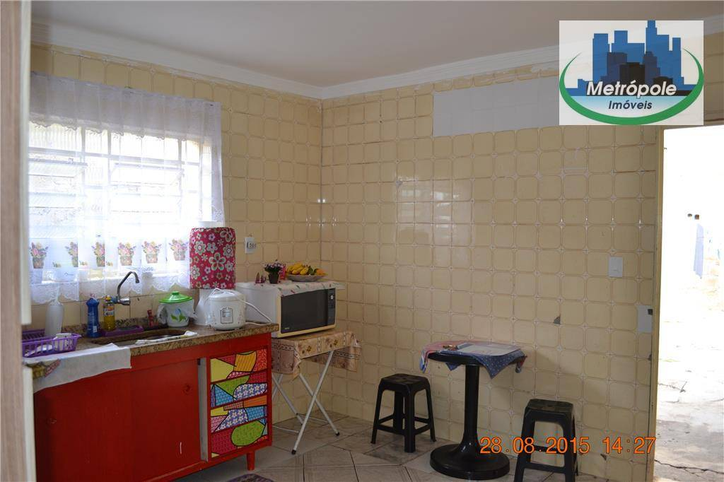 Casa de 2 dormitórios à venda em Vila Flórida, Guarulhos - SP