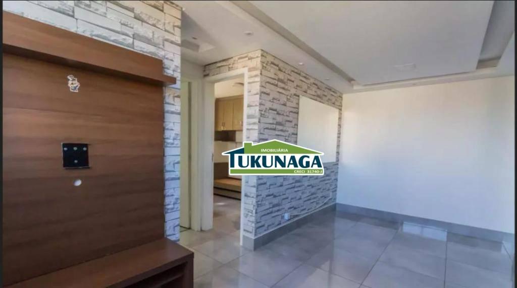 Apartamento com 2 dormitórios à venda, 47 m² por R$ 235.000,00 - Vila Rio de Janeiro - Guarulhos/SP