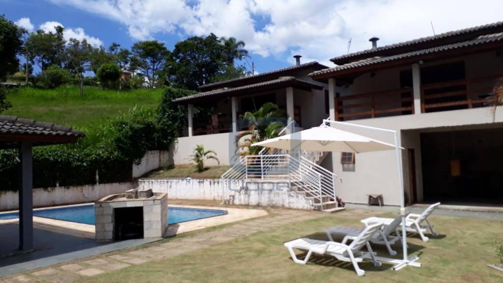 Casa para Venda no Condomínio Fazenda Orypaba ? Monte Alegre do Sul