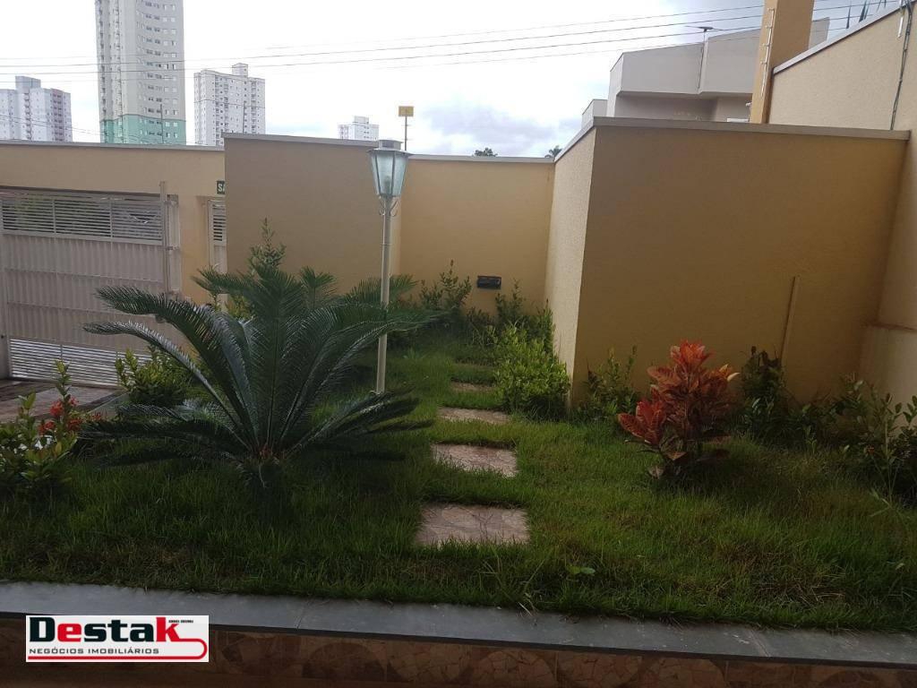 Apartamento  para alugar, Vila Valparaíso - Santo André/SP
