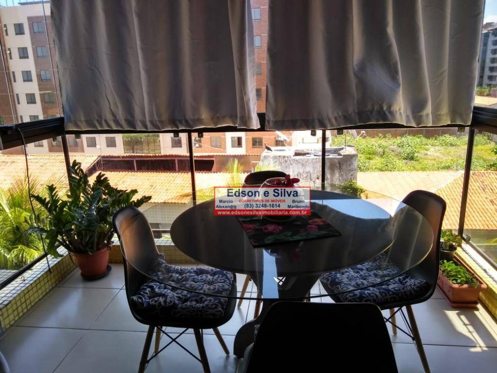 Apartamento com 3 dormitórios à venda, 150 m² - Intermares - Cabedelo/PB