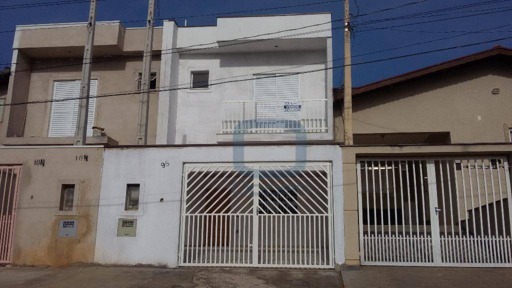 Casa com 3 dormitórios à venda, 125 m² por R$ 480.000,00 - Parque Jambeiro - Campinas/SP