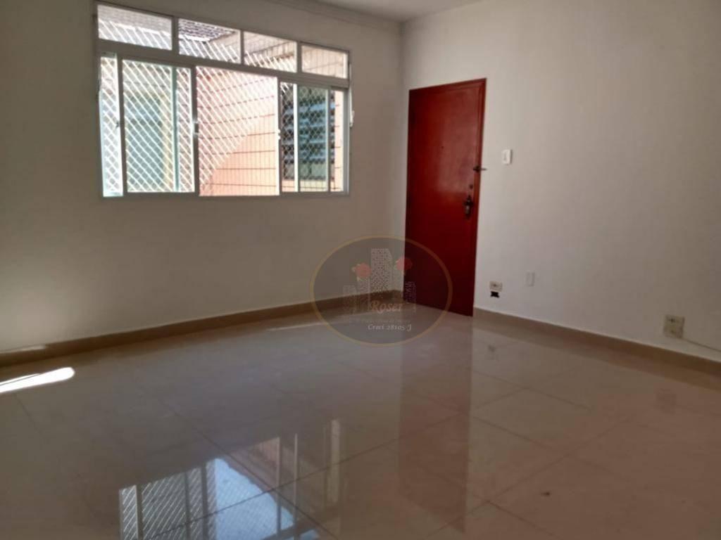 Apartamento com 2 dormitórios à venda, 70 m² por R$ 320.000,00 - Ponta da Praia - Santos/SP