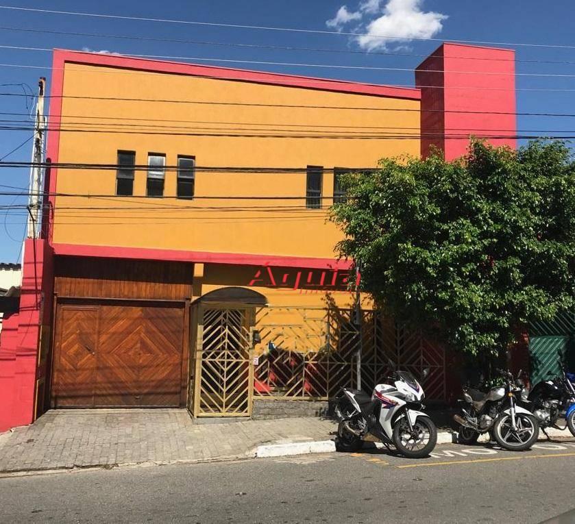 Prédio à venda, 660 m² por R$ 1.980.000 - Santa Paula - São Caetano do Sul/SP