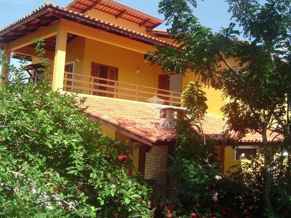 Casa com 4 quartos à venda, 245 m² por R$ 760.000 - Engenheiro Luciano Cavalcante - Fortaleza/CE