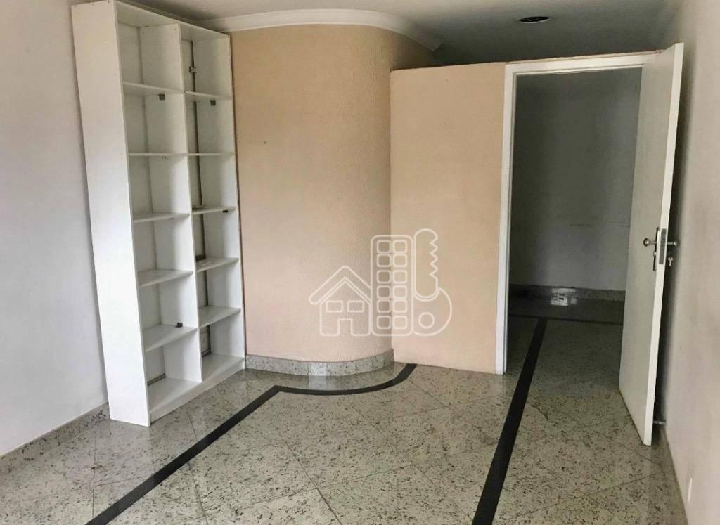 Sala à venda, 100 m² por R$ 250.000,00 - Centro - Niterói/RJ