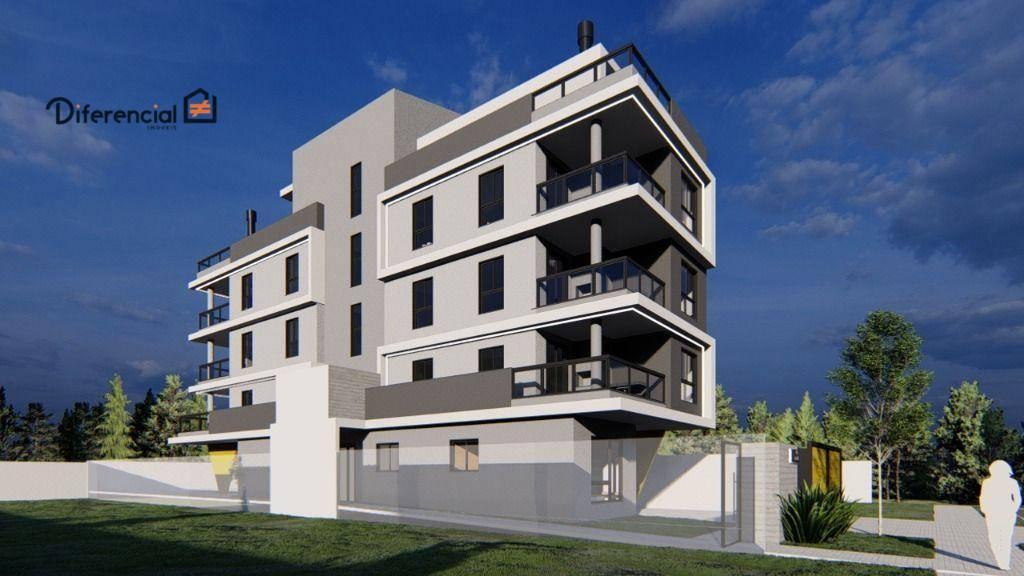 Apartamento com 2 dormitórios à venda, 41 m² por R$ 225.830,00 - Novo Mundo - Curitiba/PR