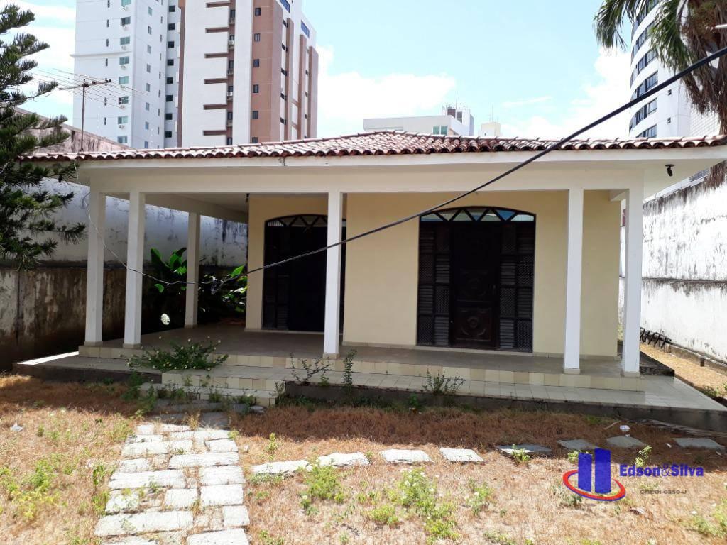 Casa comercial à venda - Tambaú - João Pessoa/PB