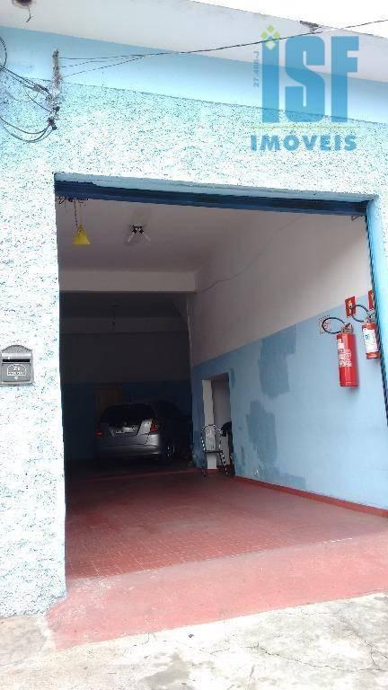 Salão comercial para locação, Umuarama, Osasco - SL0042.