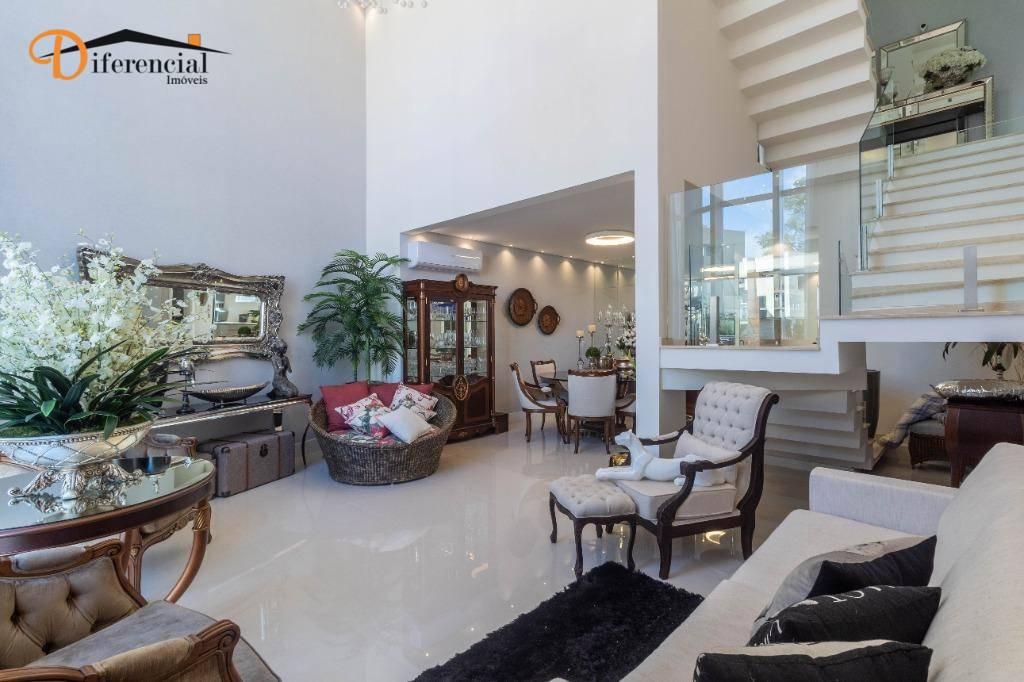 Casa com 4 dormitórios à venda, 300 m² por R$ 1.780.000,00 - Jardim Social - Curitiba/PR