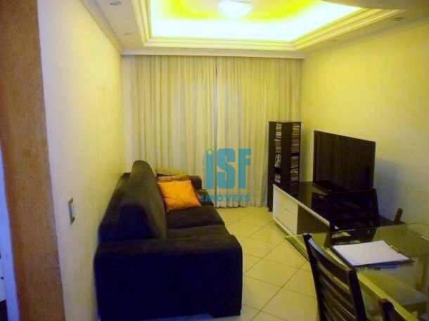 Sobrado com 2 dormitórios à venda, 90 m² por R$ 350.000 - Granja Viana - Cotia/SP - SO4676.