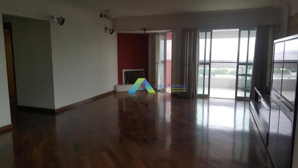 Apartamento com 3 dormitórios para alugar, 170 m² por R$ 3.600,00/mês - Barcelona - São Caetano do Sul/SP