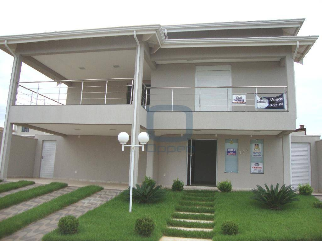 Casa residencial à venda, Jardim Golden Park Residence, Hortolândia.