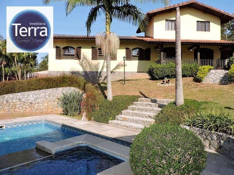 Casa residencial à venda, Terras do Madeira, Granja Viana.