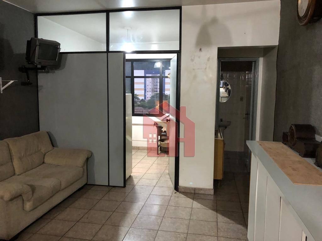 Sala à venda, 50 m² por R$ 170.000,00 - Vila Matias - Santos/SP