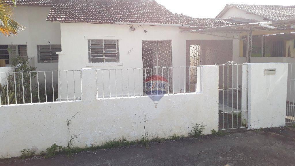 Casa com 3 quartos para alugar, 100 m² por R$ 1.500/mês - Ipsep - Recife/PE
