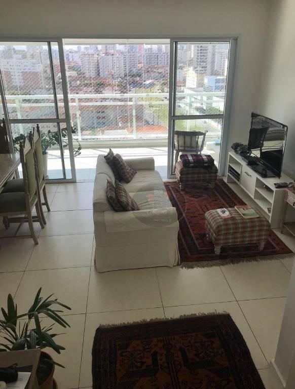 Apartamento com 4 dormitórios à venda, 131 m² por R$ 979.900 - Marapé - Santos/SP