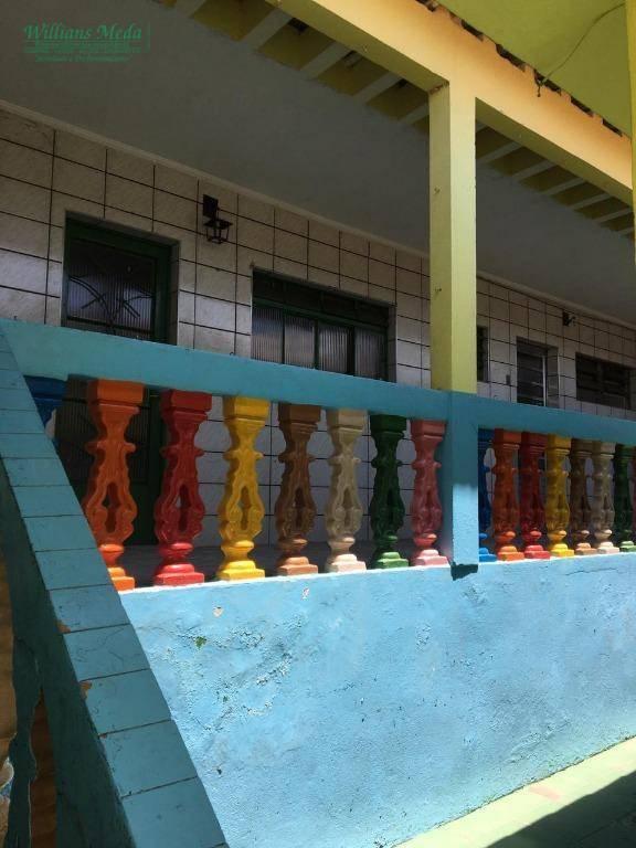 Casa comercial para alugar, 150 m² por R$ 4.000/mês - Jardim Paulista - Guarulhos/SP