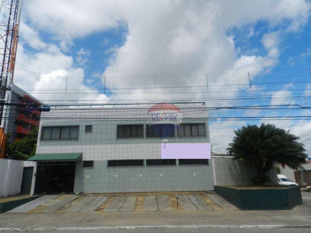 Excelente Prédio à venda, 733 m² por R$ 1.600.000 - Iputinga - Recife/PE
