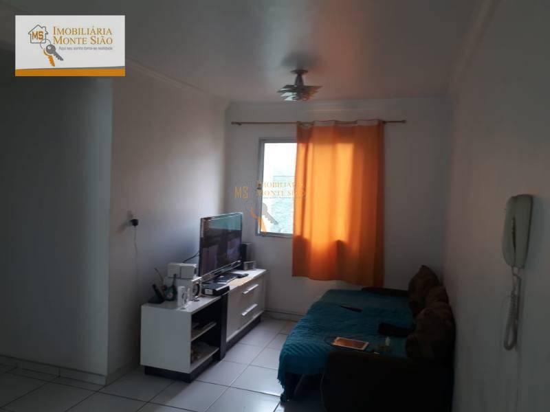 Apartamento Residencial para venda e locação, Vila Nossa Senhora de Fátima, Guarulhos - .