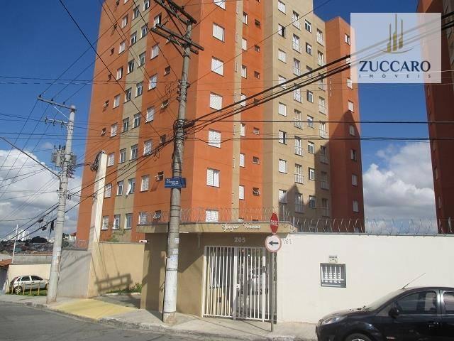 Apartamento de 2 dormitórios à venda em Vila Flórida, Guarulhos - SP