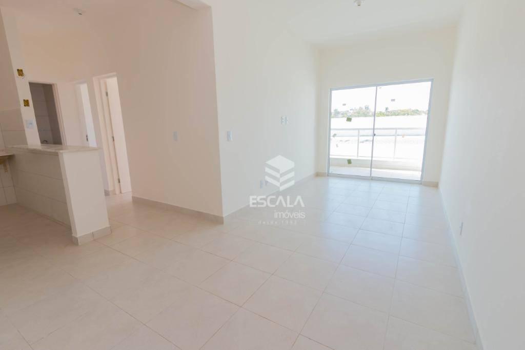 Apartamento com 2 quartos à venda, 62m², 2 banheiros, 1 vaga, área de lazer, financia - Lagoinha - Eusébio/CE