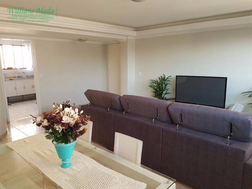 Apartamento residencial para venda e locação, Macedo, Guarul