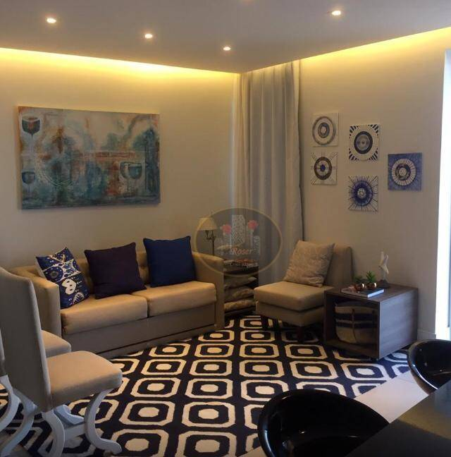 Apartamento à venda, 72 m² por R$ 950.000,00 - Gonzaga - Santos/SP