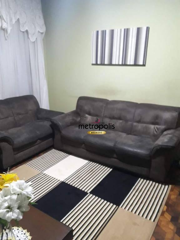 Casa à venda por R$ 600.000,00 - Santa Paula - São Caetano do Sul/SP