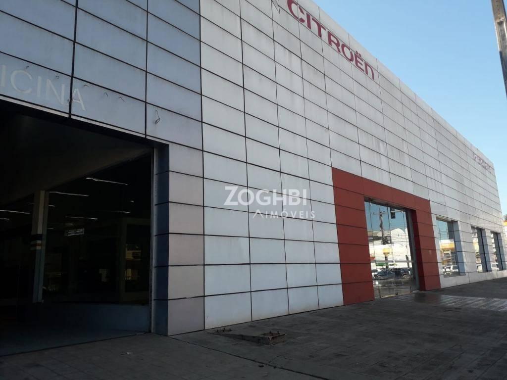 Prédio para alugar, 2200 m² por R$ 55.000/mês - Embratel - Porto Velho/RO