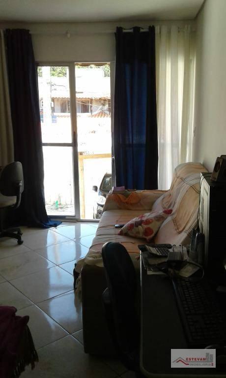 Casa com 2 dormitórios à venda, 67 m² por R$ 269.000 - Cidade Jardim - Mogi das Cruzes/SP