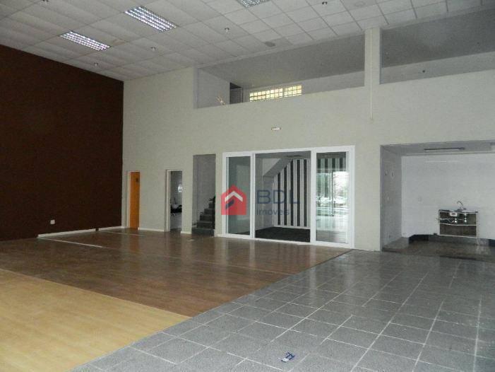 Salão comercial para locação, Vila Itapura, Campinas.