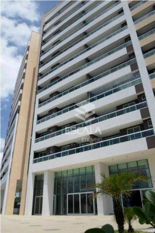 Apartamento com 3 quartos à venda, 112 m², área de lazer, 3 vagas, financia - Guararapes - Fortaleza/CE