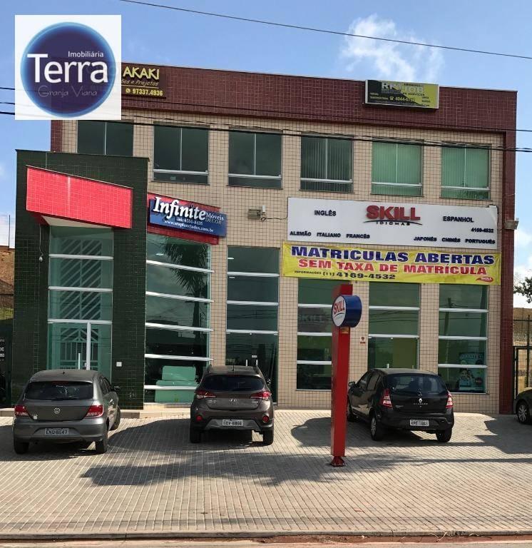 Loja à venda - Granja Viana - Carapicuíba/SP