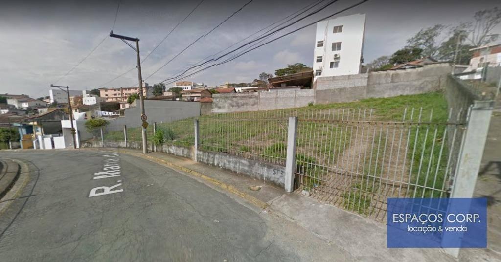 Terreno para alugar, 992m² - Jardim Nomura - Cotia/SP