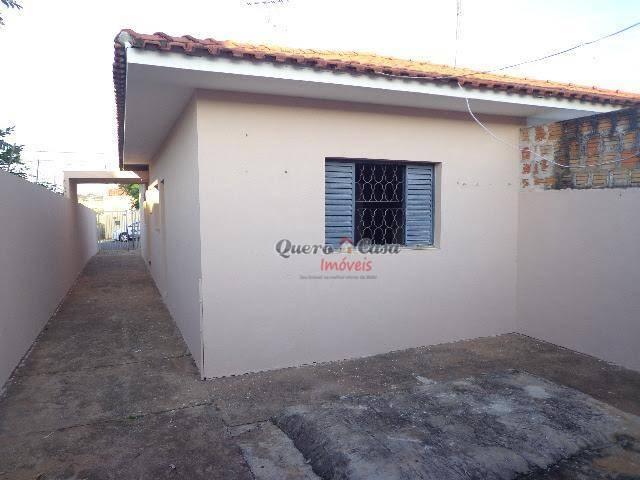 Casa residencial à venda, Jardim Adalgisa, Araraquara.