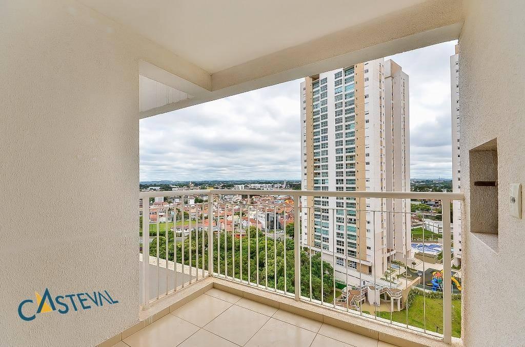 AP0190-CST, Apartamento de 2 quartos, 69 m² à venda no Ecoville - Curitiba/PR