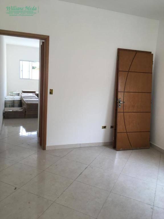 Sobrado com 3 dormitórios à venda, 110 m² por R$ 550.000 - Jardim São Francisco - Guarulhos/SP