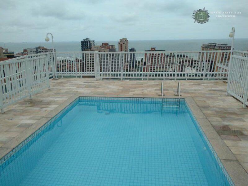 Apartamento residencial 1 dormitório, Vila Tupi, Praia Grande.